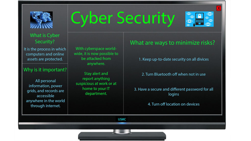 Small scale Cyber Security Business