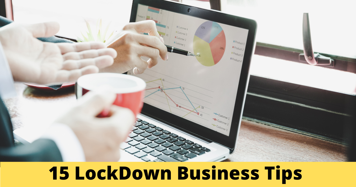 Business Tips for Lock-down